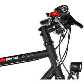 vsf fahrradmanufaktur T-700 Diamant XT 30-Gang ebony matt